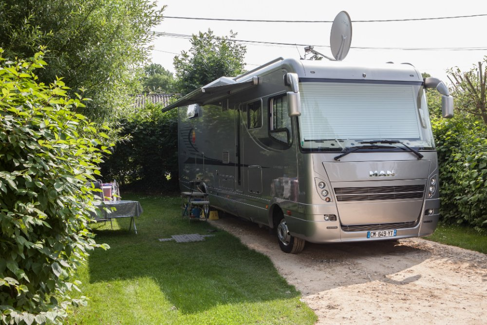 Aire camping-car à Nampont (80120) - Photo 2